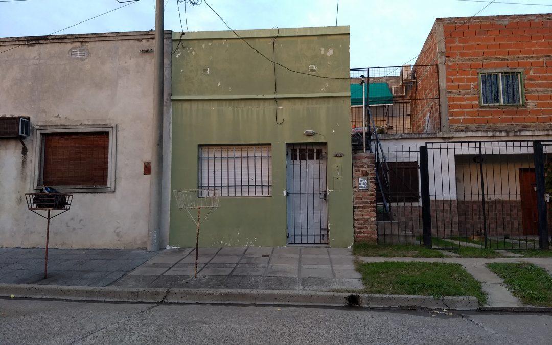 Inmueble ubicado en calle Smith al 500