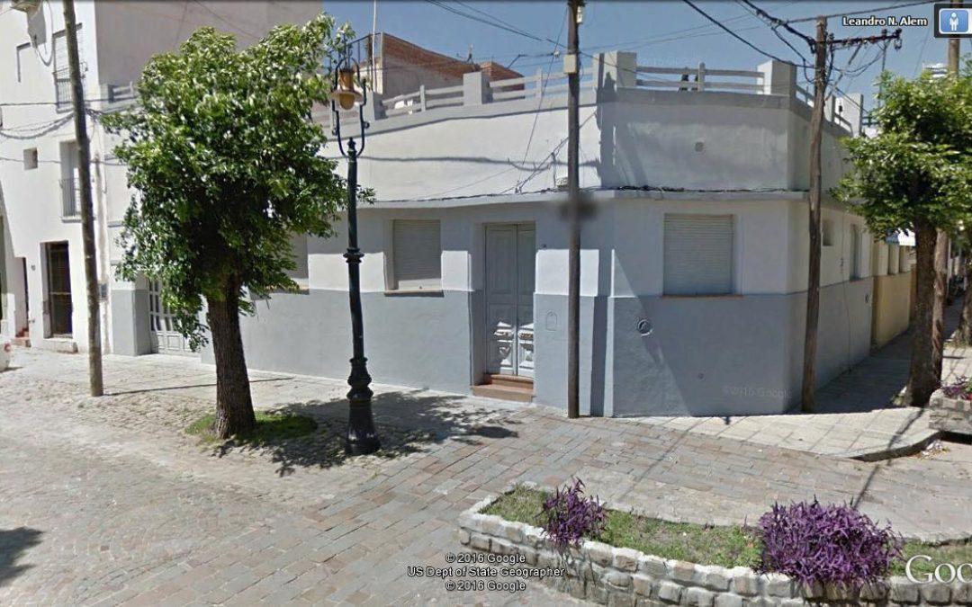Inmueble Zona Costanera ubicado en calle Alem y Gervasio Mendez