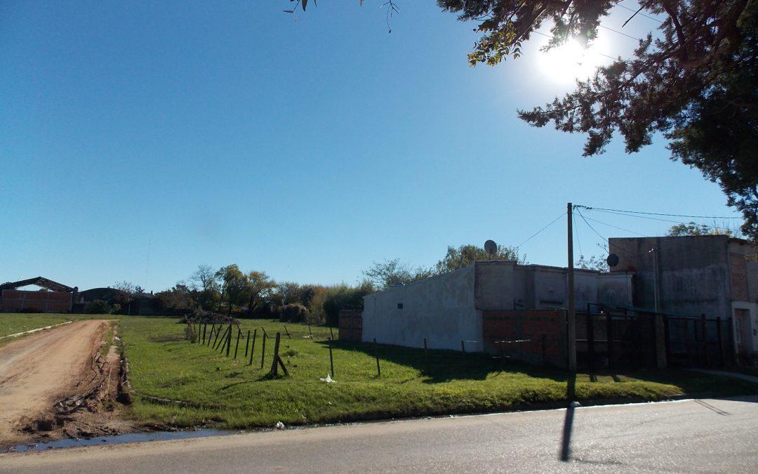 Terreno calle Magnasco (Zona Carrefour)